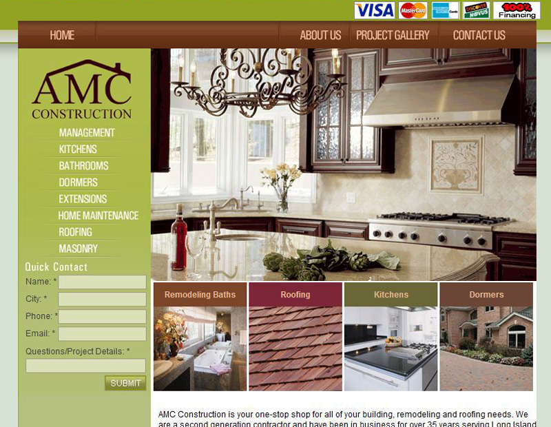 Hicksville Car Wash: Website Design, SEO & Marketing